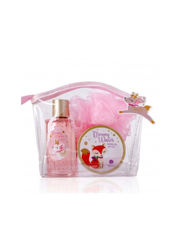 Coffret corps DREAMY WINTER senteur : Marshmallow