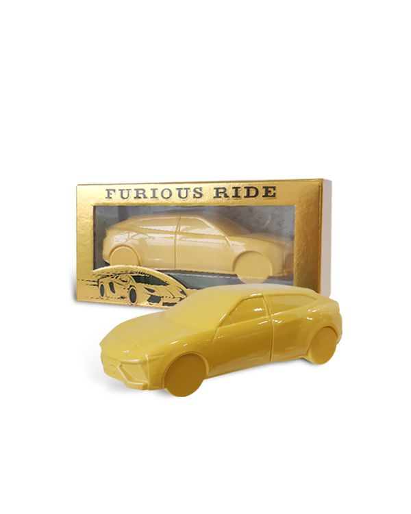FURIOUS RIDE JAUNE - Eau de parfum 100 ml